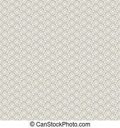 Monochrome floral seamless background