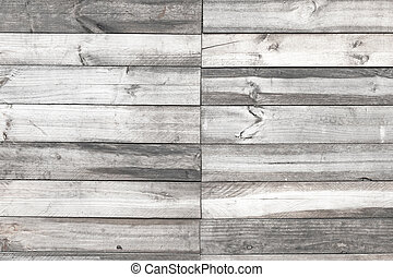 monochrome wood plank wall texture background
