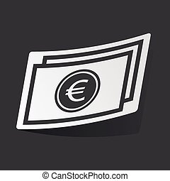 monochromia, rzeźnik, halabarda, euro