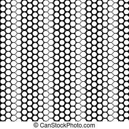 monocromático, gráfico, simples, gradual, pattern., seamless, textura, effect., backround, vetorial, circles., geomã©´ricas, repetindo