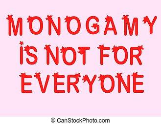 monogamy, polygamie, ouvert, amour, gratuite, relationship...