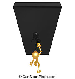3D Concept And Presentation Figure