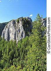 Monolith in Ronch, Veneto, Italy