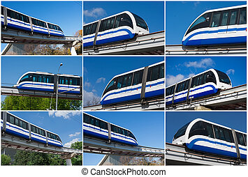 monorail, trein