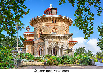Monserrate in Sintra Portugal - Sintra, Portugal at...