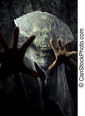 monster., 흡혈귀, halloween