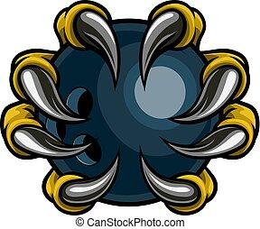 Ten pin bowling Vectors, Vector Clipart & EPS images   Can ...