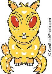 Monster Chipmunk