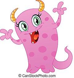Monster - Cute monster