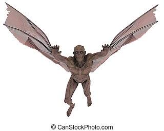 monster - image of vampire