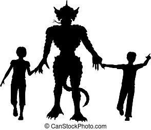 Monster kids