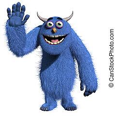Monster - monster