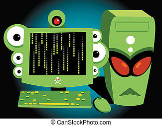 monster personal computer