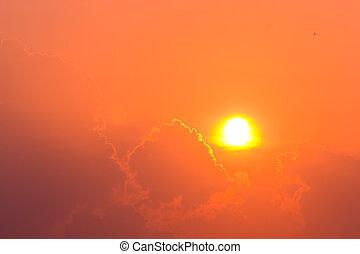 montée soleil