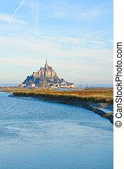 Mont Saint Michel, France - Mont Saint Michel, second most...