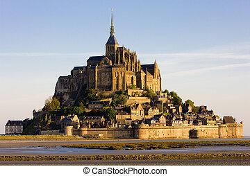 Mont-Saint-Michel, Normandy, France