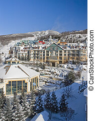 Mont Tremblant ski villag
