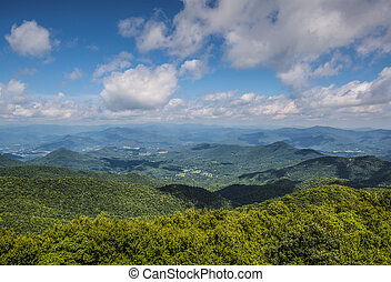 montañas apalaches