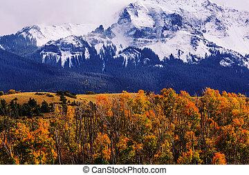 montañas rocosas
