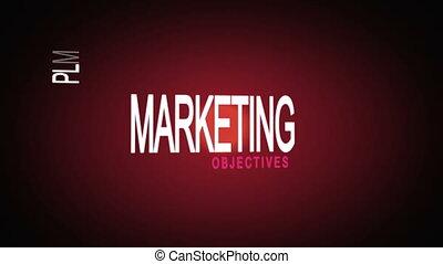 montage, bourdonnement, commercialisation, business
