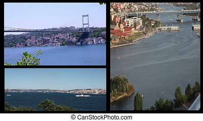 istanbul city - montage istanbul city