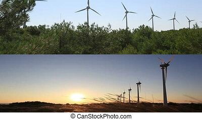 montage wind turbine 3