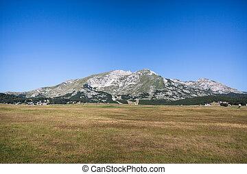 montagna, paesaggio