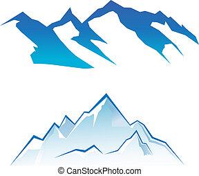 montagna, set