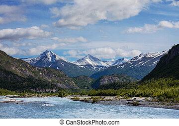 montagne, alaska
