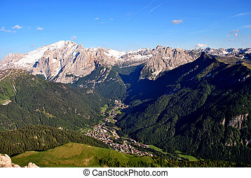 montagne, alpino