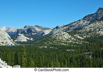 montagne, valle