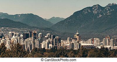 montagne, vancouver