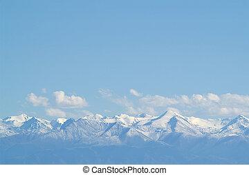 montagnes, 7