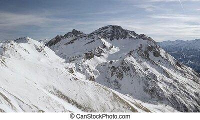 montagnes, alpes