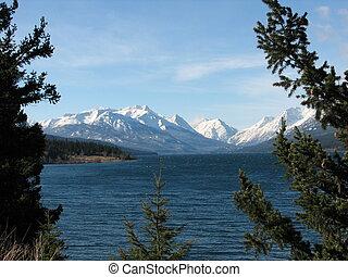 montagnes, niut