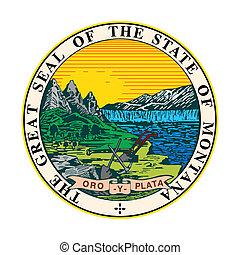 Montana state seal