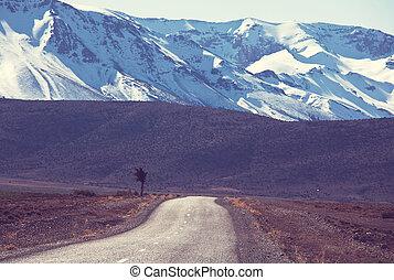 montanhas atlas