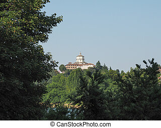 monte, 教会, トゥーリン, cappuccini