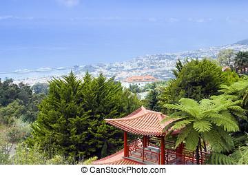 Monte Botanical Garden