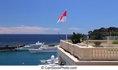 Monte Carlo Monaco summer video - DSLR Full HD progressive...