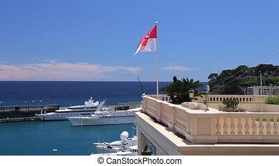 Monte Carlo Monaco summer video - DSLR Full HD progressive...