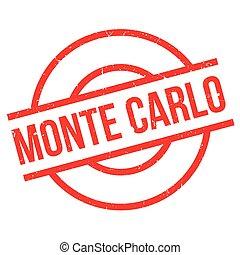 Monte Carlo rubber stamp