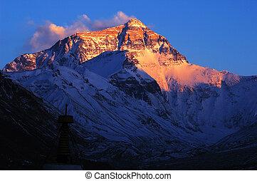 monte, everest
