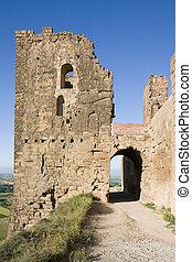 Montearagon castle