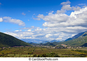montenegro, 농업