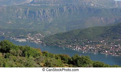 Montenegro, coast