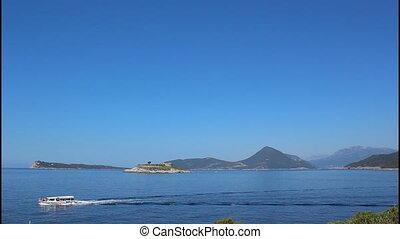 Mamula island, Prevlaka, Croatia