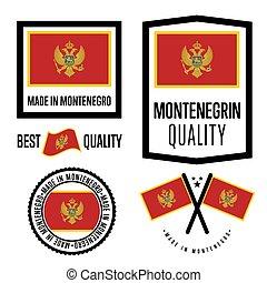 Montenegro quality label set for goods - Montenegro quality...
