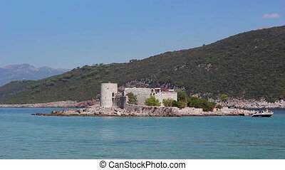Montenegro, St Helena, island