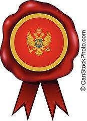 Montenegro Wax Seal - Montenegro wax seal.